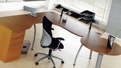 Elite Callisto 120 Degree Workstation Meeting Extension MFC