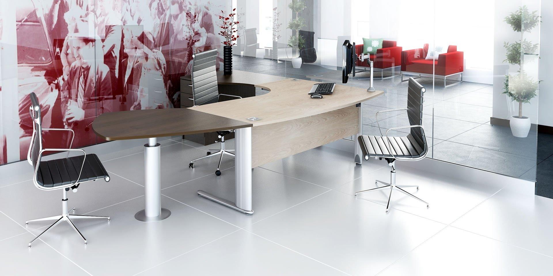 Elite Optima Plus Rectangular Desk 800 X 600mm
