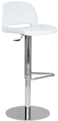 mollie product stool high au pedestal base