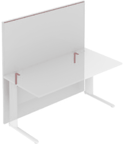 Elite Floor Standing Screen Support Bracket