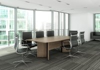 Elite Windsor Barrel Shaped Conference Table