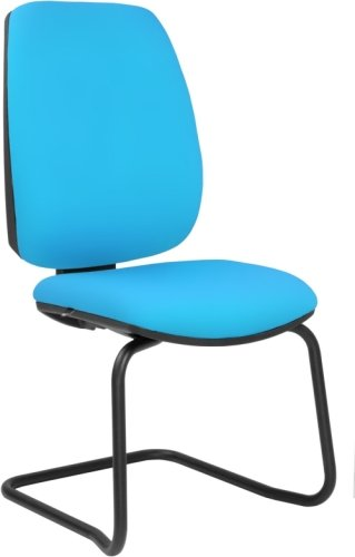 Elite Loreto Upholstered Cantilever Meeting Chair