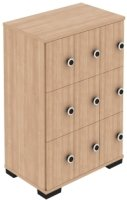 Elite Nine Lockers Personal Storage Unit Digital Lock