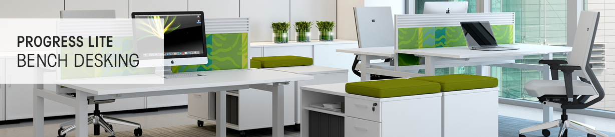Progress Lite Height Adjustable Desks