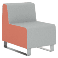 Elite Ella One Seater Full Back Chair
