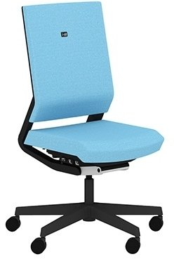 Elite i-sit Lite Upholstered 24 Hour Task Chair Without Arms