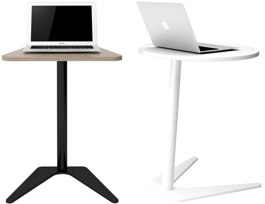 elite luna laptop table