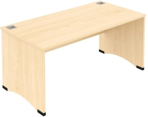 Elite Windsor Rectangular Desk 1400 x 800mm MFC Finish