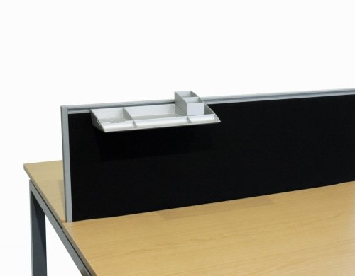 Elite Desk Top Filing System (Stationery Compartments with Removable Items)